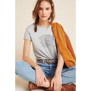 NWT Anthropologie Graphic Tee